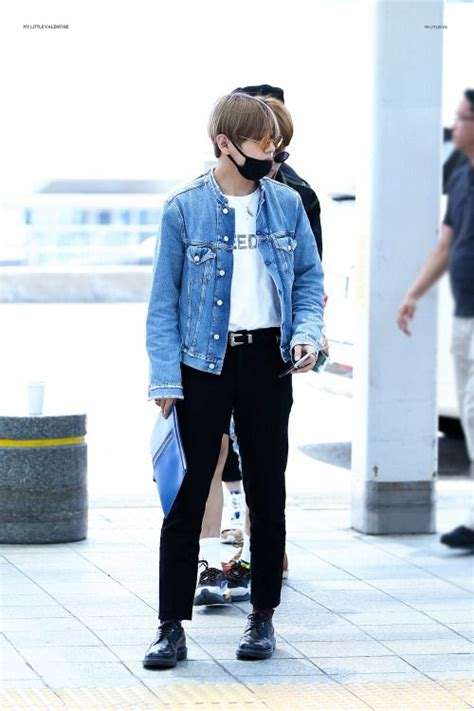541 best BTS ~Fashion~ images on Pinterest | Airport fashion Bts airport and Bts bangtan boy