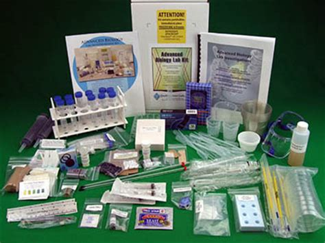 qsl advanced biology lab kit  apex learning