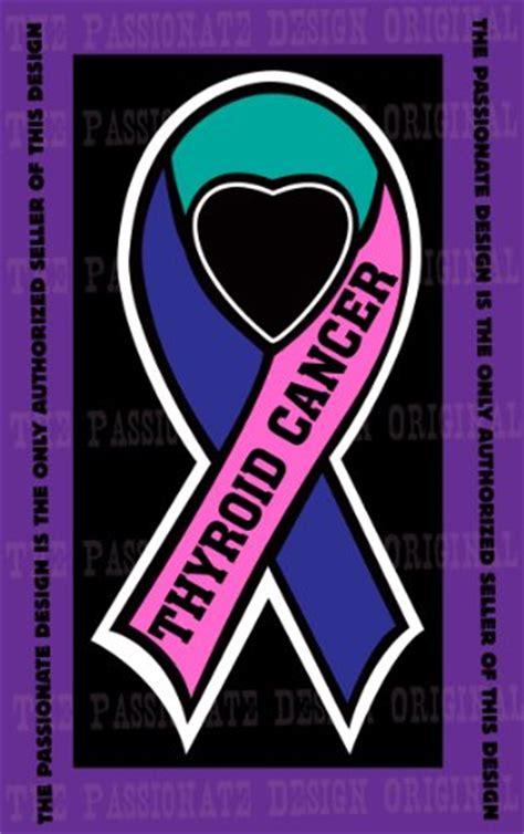 thyroid cancer ribbon color thyroid cancer ribbon thyroid cancer