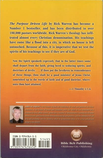Maybe you would like to learn more about one of these? What is Rick Warren up to? - Proclamation, Invitation ...