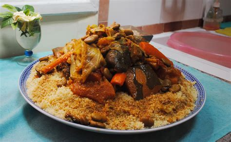 but couscous is a worthy contender in marrakesh