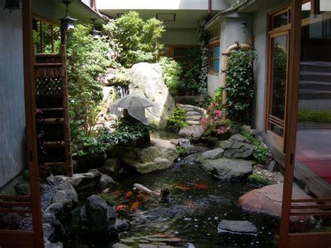 home interior garden interior courtyards