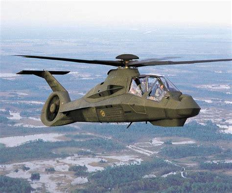 胎死腹中! 匿蹤型戰搜直升機 Rah-66[20p]