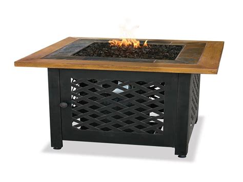 Outdoor Fire Pit Table Propane, Outdoor Propane Fire Pit