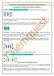 Diagram Carbon Dioxide Atomic Structure