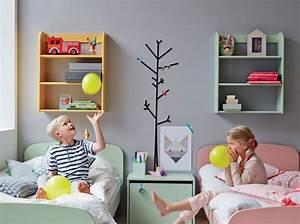 Etagere Pour Enfant : enfants 70 meubles de rangement ultra pratiques elle d coration ~ Teatrodelosmanantiales.com Idées de Décoration