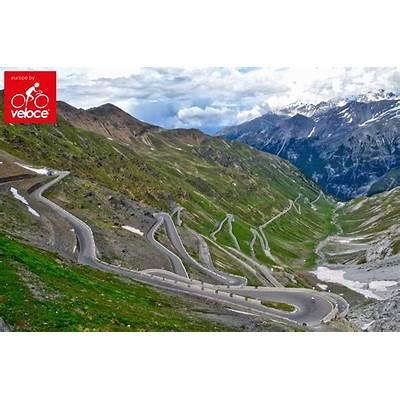 Veloce ® cycling and bike rental company : Cycling Stelvio