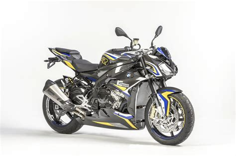 Bmw S 1000 R by Ilmberger Carbon F 252 R Bmw S 1000 R