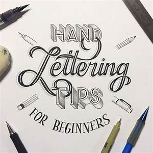 hand lettering for beginners a guide to getting started With hand lettering supplies for beginners