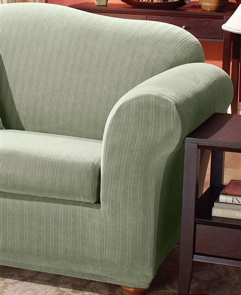 two cushion sofa slipcover stretch 2 piece t cushion sofa slipcover hereo sofa