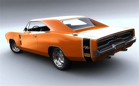 car  dodge charger   classic car wallpapers hd