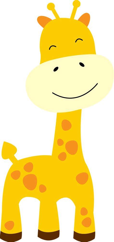baby boy giraffe clipart safari clipart giraffe pencil and in color safari
