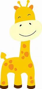 Safari clipart giraffe - Pencil and in color safari ...