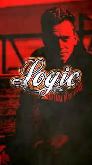Logic Rapper iPhone Wallpaper
