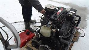 Mercruiser 3 7 Lx Motor Engine For Sale