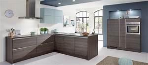 Plan De Cuisine 3d : cuisine contemporaine bois cuisines cuisiniste aviva ~ Nature-et-papiers.com Idées de Décoration