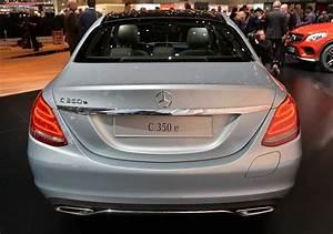 Mercedes Classe C Hybride : mercedes classe c 350 e l hybride rechargeable gen ve photos ~ Maxctalentgroup.com Avis de Voitures
