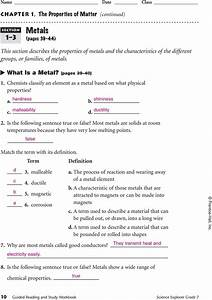 Study Guide In Content Mastery Answers