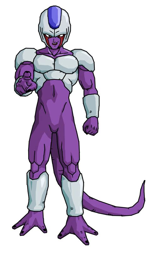 form cooler frieza vs cooler who really is the stronger brother