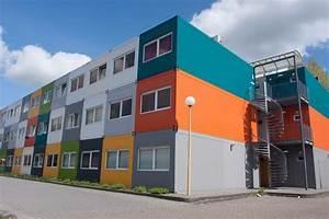 Container Zum Wohnen : container zum arbeiten wohnen und leben betriebseinrichtung von a bis z ~ Sanjose-hotels-ca.com Haus und Dekorationen