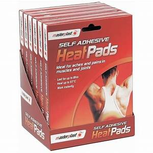 heat pads for back pain relief