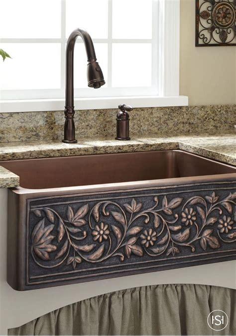 rustic kitchen sink best 25 rustic kitchen sinks ideas on rustic