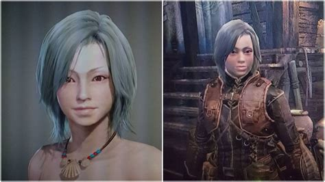 monster hunter world character