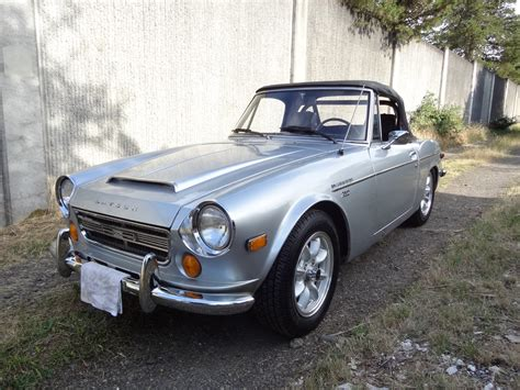 Datsun Roadster 2000 by 1970 Datsun 2000 Roadster Bring A Trailer