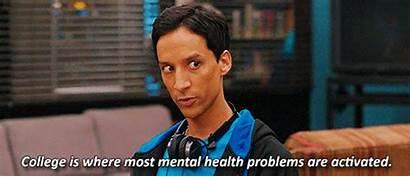 Cool Mental Health Community Abed Intern Stress