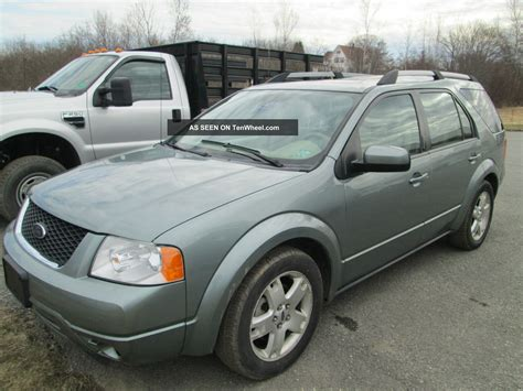 2005 Ford Freestyle Limited Wagon 4 Door 3 0l