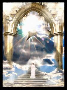 Gateway to Heaven Painting by Imager1966 on DeviantArt