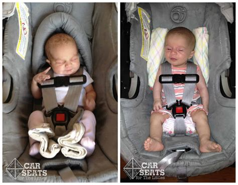 Car Seats For The Littles