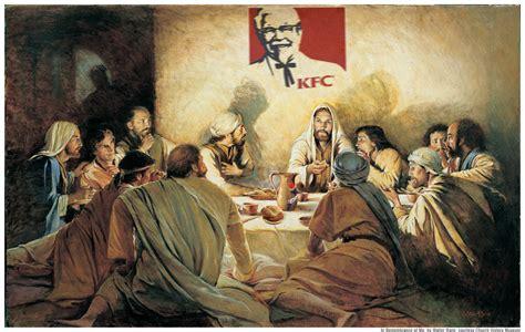 Information About Black Jesus Last Supper Kfc Yousenseinfo