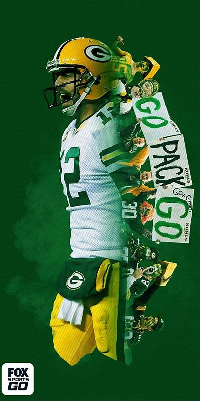 Aaron Rodgers Packers Bay Nfl Wallpapers Pack
