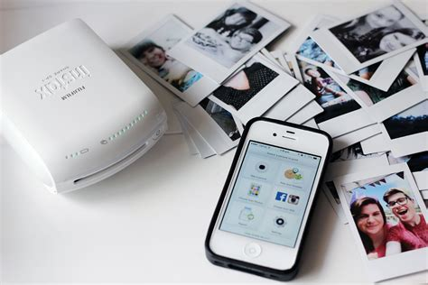 smartphone polaroid printer being erin fujifilm instax sp 1 smartphone printer review