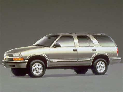 1999 Chevrolet Blazer Specs, Pictures, Trims, Colors