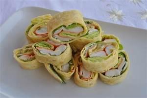 Recette Avec Tortillas Wraps : recette wraps au surimi cuisinez wraps au surimi ~ Melissatoandfro.com Idées de Décoration