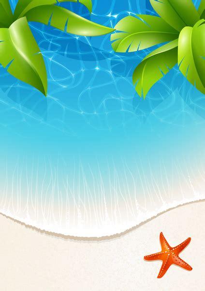 tropical background aloha hawaii  vector