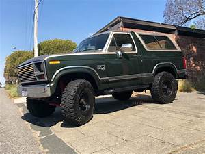 1984 Ford BRONCO (4X4) - Alieshajg - Shannons Club