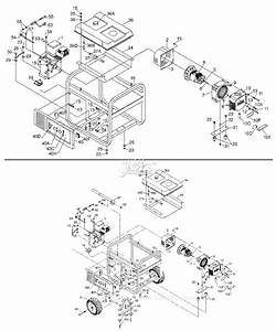 Powermate Formerly Coleman Pm0563505 Parts Diagram For