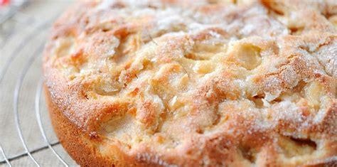 Gâteau Aux Pommes Moelleux Et Ultra Rapide, Facile Et Pas