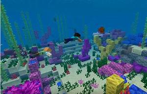 Minecraft U0026 39 S Second Phase Of The Update Aquatic Is Here