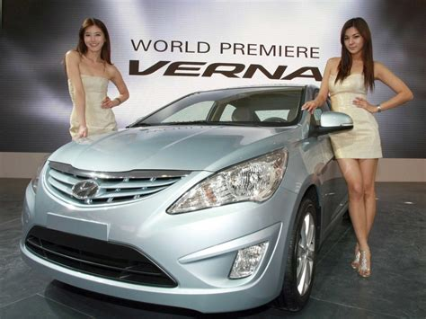 car wallpapers gallery  hyundai verna accent pictures