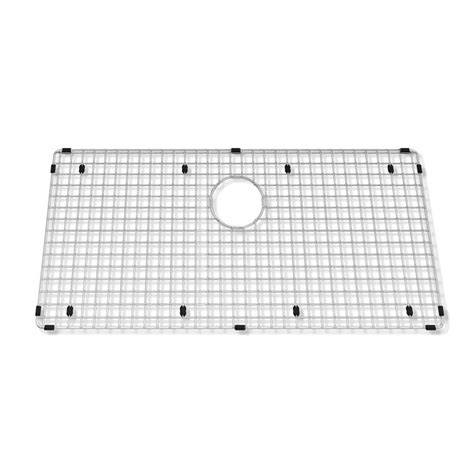 stainless steel grid for kitchen sink american standard prevoir 32 in x 15 in kitchen sink 9394