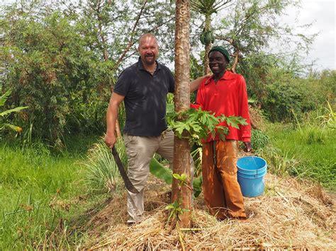 Wohnung Mit Garten Wels Land by Welser Ver 246 Ffentlicht Erstes Permkultur Buch In Kiswahili