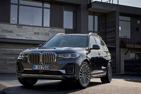 2020 Bmw X7 Review