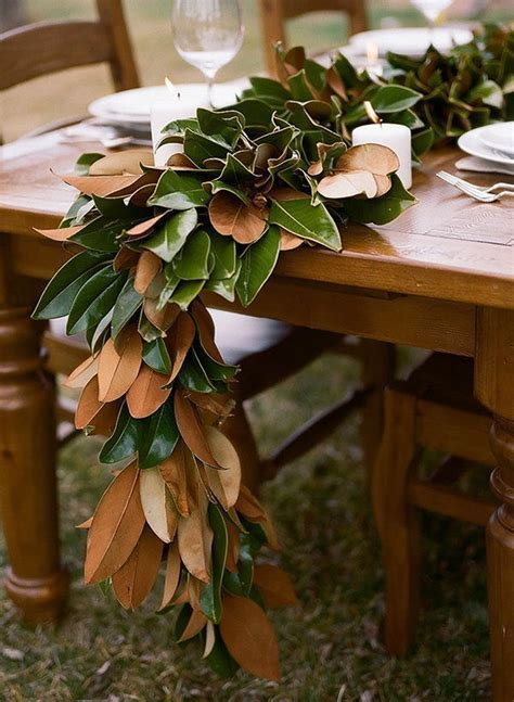 Best 25  Magnolia Centerpiece ideas on Pinterest   Outdoor