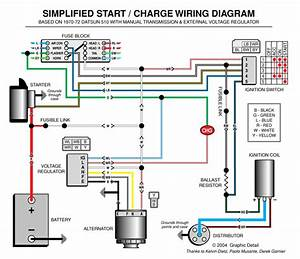Yeah Its Ir Heres The Wiring Diagram For 510 Charging System