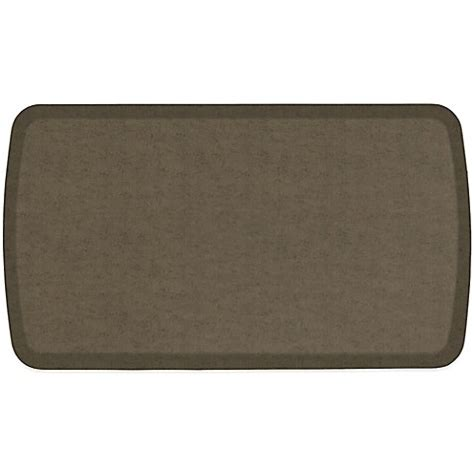 floor mats bed bath and beyond gelpro 174 elite vintage leather comfort floor mat bed bath beyond