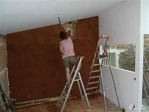Mur En Pisé : les enduits de terre ecosources ~ Melissatoandfro.com Idées de Décoration
